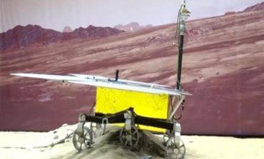 الصين تنجح في إنزال أول مركبة فضائية لها على سطح المريخ