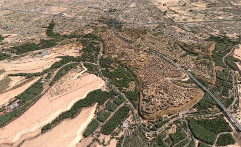 """بوابة الدرعية"""" و""""رؤية 2030″ المشروع التراثي الأكبر بالعالم"""""""