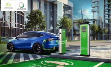 """تطوير هيئة كهرباء ومياه دبي المستمر لمبادرة """"الشاحن الأخضر"""" يسهم في زيادة عدد السيارات الصديقة للبيئة في إمارة دبي"""