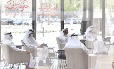 حمدان بن محمد يترأس اجتماع المجلس التنفيذي و يعتمد إنشاء منطقة متخصصة للطباعة ثلاثية الأبعاد بمنطقة إكسبو