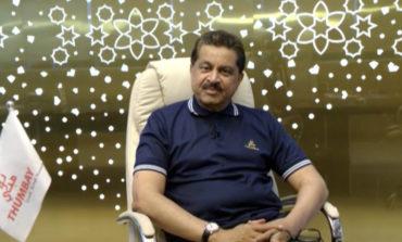 محي الدين ثومبي : البيئة الاستثمارية في الإمارات من الأفضل في العالم