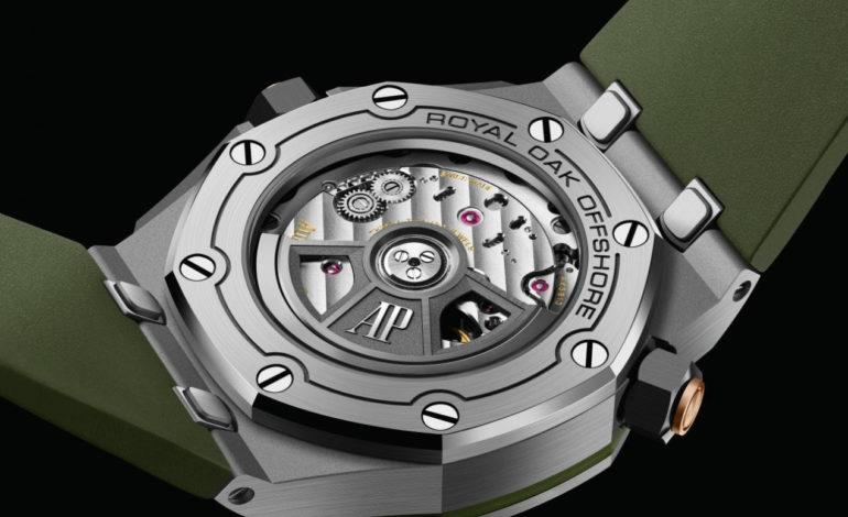 ساعة رويال أوك أوفشور دايڤر الجديدة مُجهّزة بما يرضيك