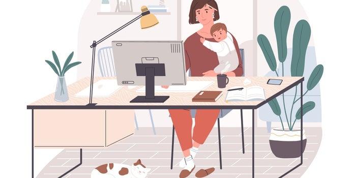 دعوة للأمهات اللاتي يرغبن في أن يصبحن رائدات أعمال: لا تخفن من تغيير الوضع الراهن