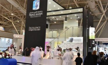 """جامعة الأمير سلطان مقراً لأكاديمية """"في إم وير"""" الإقليمية لتقنية المعلومات في منطقة الخليج"""