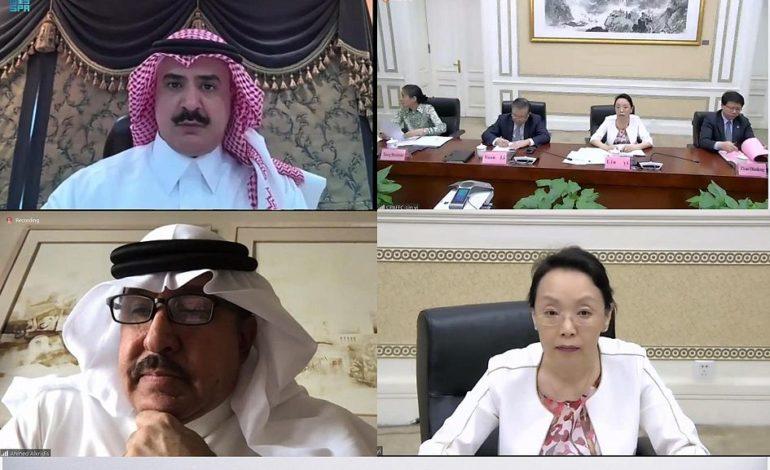 مجلس الأعمال السعودي الصيني يعدّ دراسة شاملة لجذب الاستثمارات الصينية للمملكة