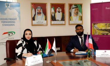 نافل الإمارات وفايفز لحلول الأتمتة الذكيّة تتعاونان لتعزيز نموّ التجارة الإلكترونية والخدمات اللوجستية