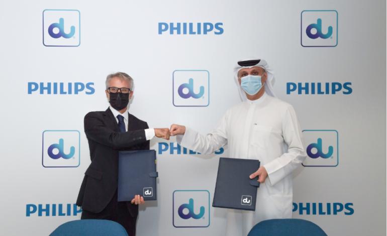 دو تعقد شراكة مع فيليبس لتسريع تحوّل خدمات الرعاية الصحيّة القائمة على البيانات في الإمارات