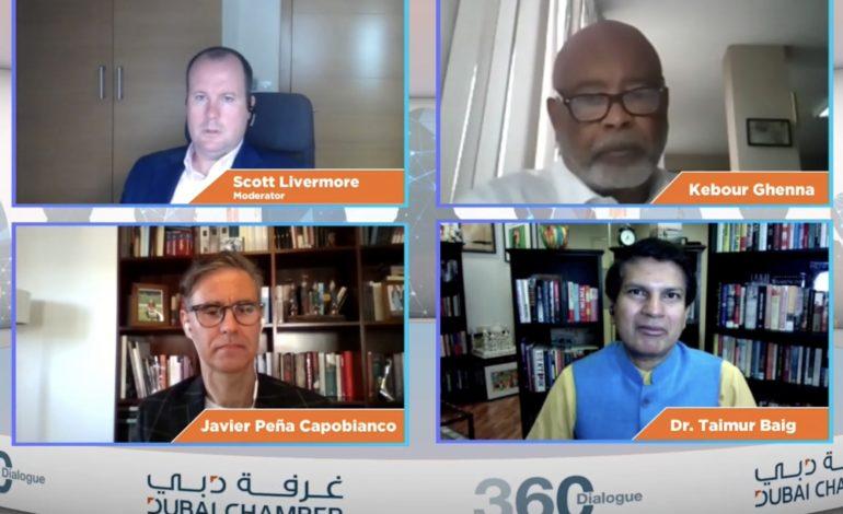 غرفة دبي تناقش الديناميكيات المتغيرة للتجارة العالمية في فترة ما بعد كوفيد-19