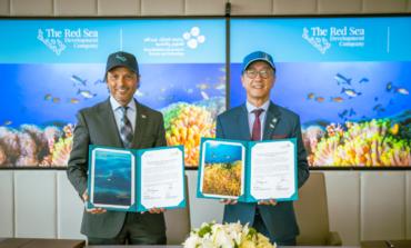 شركة البحر الأحمر للتطوير توقع اتفاقية أبحاث رئيسية مع جامعة الملك عبد الله للعلوم والتقنية