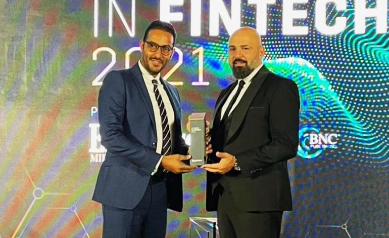 """«بيتابس مصر» تحصد جائزة """"أفضل مزود لحلول الدفع الرقمية"""" من """"Entrepreneur Middle East"""" خلال حفل توزيع جوائز """"Leaders in Fintech Awards 2021"""""""