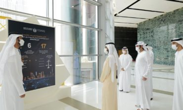 محمد بن راشد يطلق مجموعة من المبادرات الاقتصادية