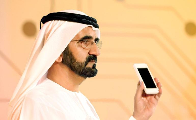 محمد بن راشد يصدر قانوناً بإنشاء هيئة دبي الرقمية