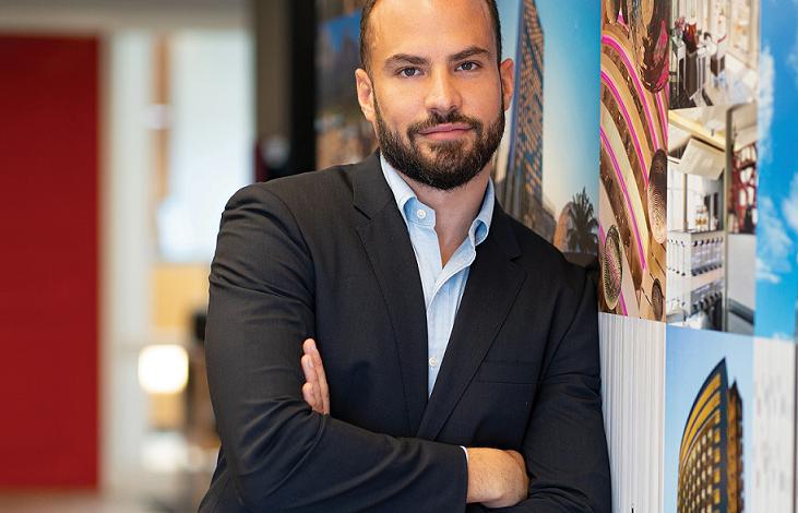 مجموعة فنادق راديسون :  رامزي رانكوسي نائب الرئيس ورئيس تطوير الأعمال في إفريقيا وتركيا