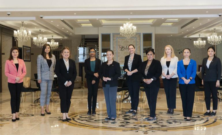 تايم للفنادق تطلق فندقاً في دبي بفريق إدارة من النساء فقط