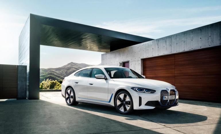 مواصفات أول سيارة من طراز BMW i4