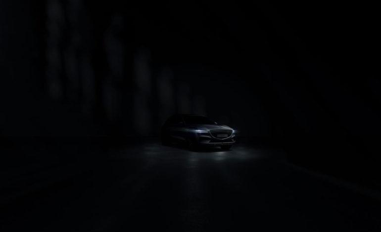جينيسيس تستعد لإطلاقGV70ثاني طرازات السيارات الرياضية متعددة الاستخدامات للعلامة التجارية الفاخرة