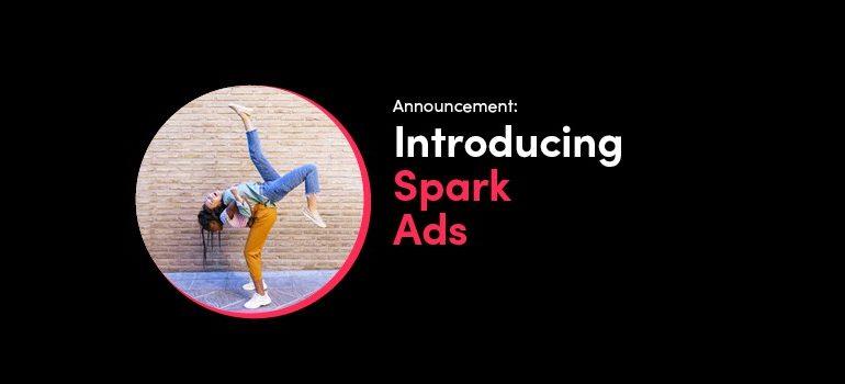 تيك توك للأعمال تقدم خدمة سبارك للإعلانات في الشرق الأوسط