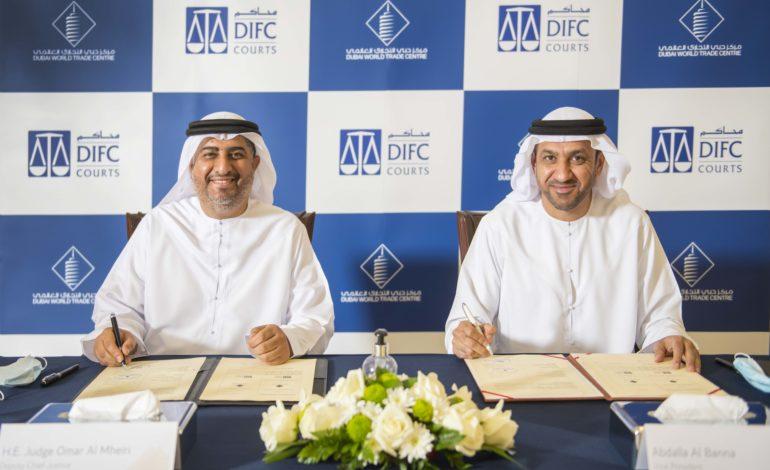 محاكم مركز دبي المالي تسهم في تعزيز النمو الاقتصادي وجاذبية الاستثمار في مركز دبي التجاري العالمي