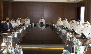 مجلس إدارة غرف دبي يناقش توجهات المرحلة المقبلة