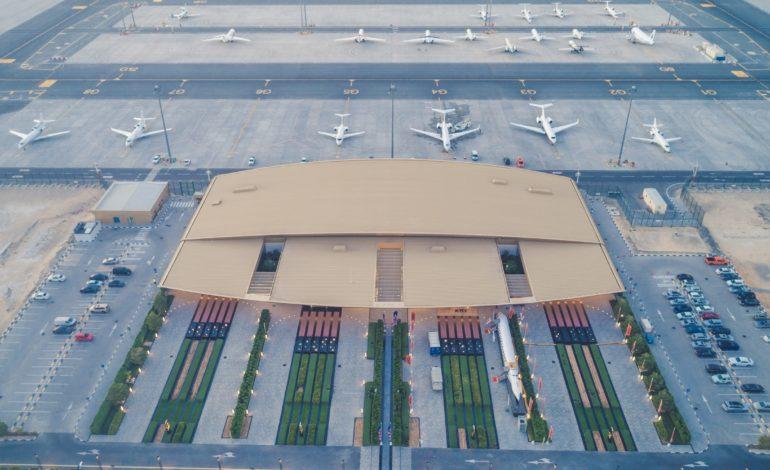 346 % نسبة الزيادة في حركة الطيران بمبنى الطيران الخاص في دبي الجنوب خلال النصف الأول من 2021