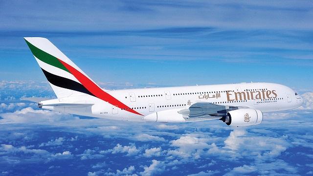 """""""طيران الإمارات"""" تدشن الرحلة الأولى إلى ميامي"""