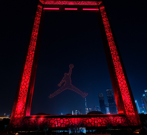 علامة Jordan تطلق متجراً جديداً في دبي مول
