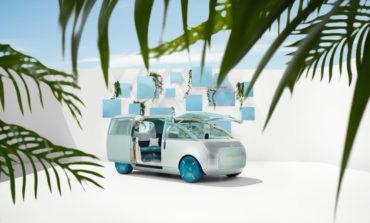 سيارة MINI VISION URBANAUT  الواقع الافتراضي يتحول إلى حقيقة ملموسة