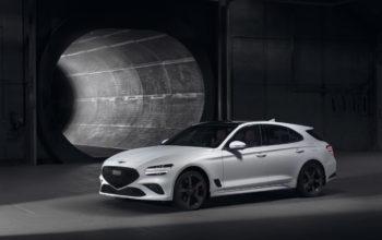 الظهور العالمي الأول لسيارةGENESIS G70 SHOOTING BRAKE في مهرجان جوودوود للسرعة