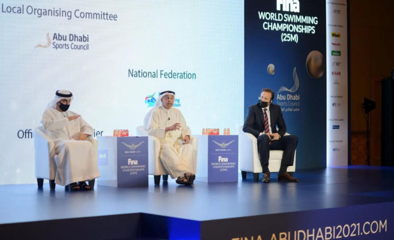 الاتحاد الدولي للسباحة يرفع الجوائز المالية لبطولة العالم بأبوظبي الى 2.8 مليون دولار