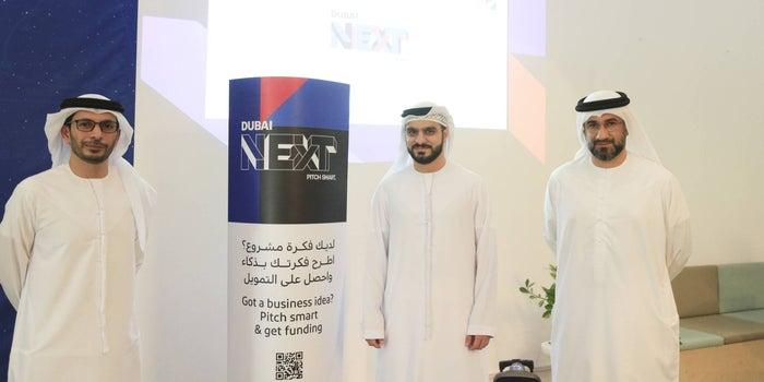 """""""دبي نكست"""" تطلق أول مشروع ناشئ بنظام التمويل الجماعي"""