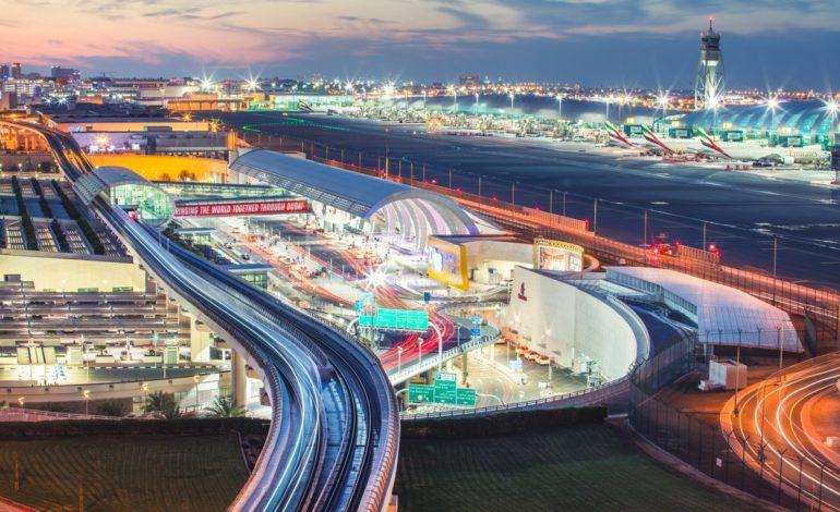 مطارات دبي تتوقع انتعاش حركة الطيران خلال النصف الثاني من العام