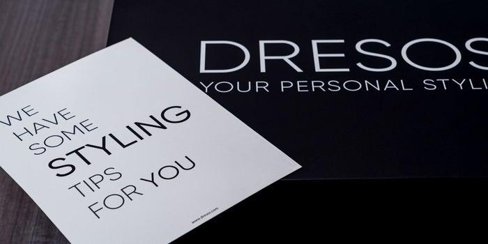المشاريع الناشئة تحت الضوء: Dresos  تبتكر مفهوم التسوق المخصص إلى عتبة الباب في دبي