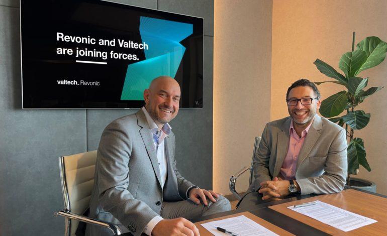 """""""Valtech"""" شركة الخدمات الرقمية وتحويل الأعمال العالمية تستحوذ على """"""""Revonic"""