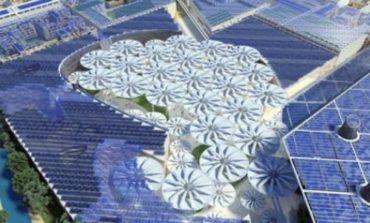 إطلاق أول مشروع عالمي لاستخراج المياه من الهواء بأبوظبي