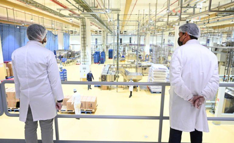 """باستثمارات 286.4 مليون درهم.. """"اقتصادية أبوظبي"""" تضيف 22 منشأة جديدة إلى مشروع الصناعات الأساسية"""