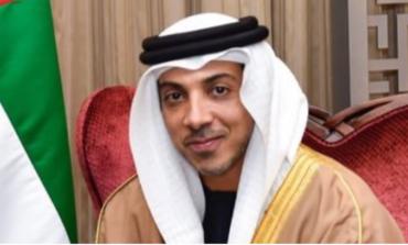 منصور بن زايد : الإمارات حاضنة عالمية ومنصة فاعلة لقطاعات الإعلام المتنوعة