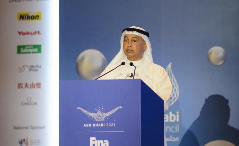 الإعلان عن أكبر مجموع جوائز ضمن بطولات الاتحاد الدولي للسباحة في أبوظبي