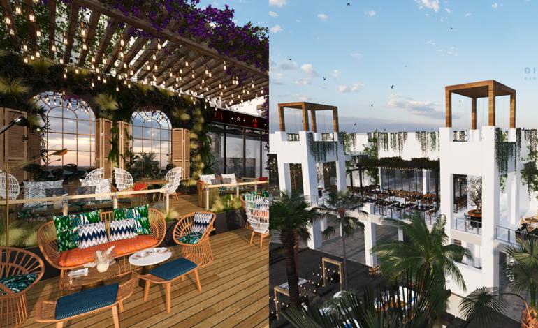 """مجموعةLimestone Labتُطلقأول قاعة تجريبية للمطاعم فيالعالمتحت عنوان""""Social Distrikt"""""""