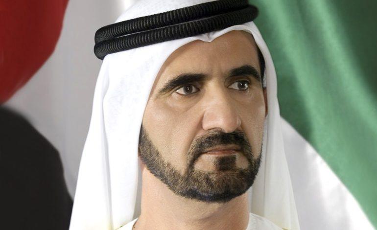 """محمد بن راشد مرحبا بضيوف الإمارات """": إكسبو دبي قمة الفخر الوطني والثقة العالمية"""