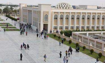 سلطان القاسمي يعتمد مبلغ 100 مليون درهم موازنة للبحث العلمي في الجامعة الأميركية للعام الدراسي 2021 - 2022