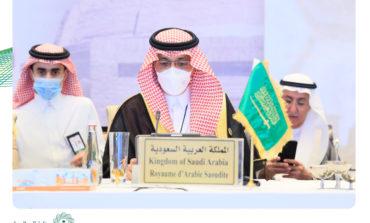 الجدعان: المملكة أسهمت بشكل كبير في جهود التصدي لجائحة كورونا وأثارها على الدول والشعوب الإسلامية