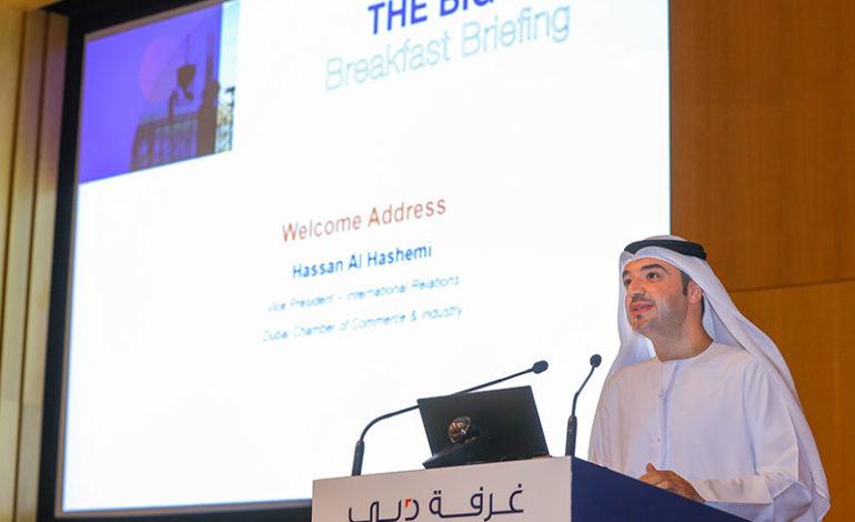 غرفة دبي تعرّف بالمشهد الاقتصادي للإمارة والفرص في قطاع الإنشاءات
