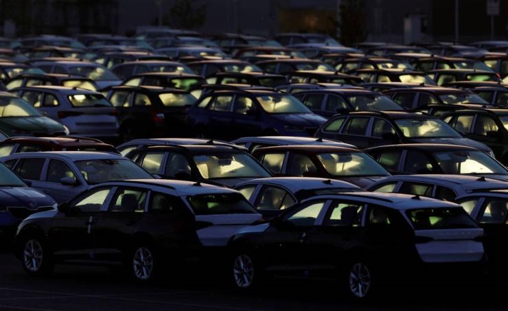 مبيعات السيارات في أوروبا تتراجع بنسبة 18% في أغسطس