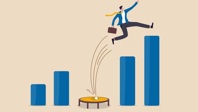الجانب الايجابي من الانكماش الاقتصادي بالنسبة لرواد الأعمال