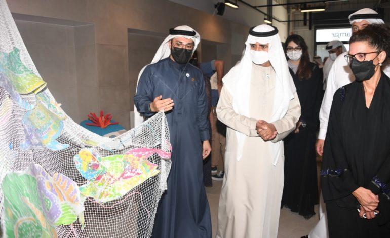 """إطلاق """"بيت الهامور"""" لتقديم رؤية فريدة لتحديات الاستدامة في إكسبو 2020 دبي"""
