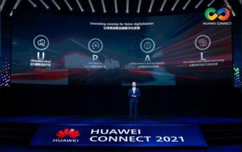 """رئيس مجلس إدارة هواوي في المؤتمر العالمي """"هواوي كونكت 2021: """"مصممون على مواصلة الابتكار لدفع عجلة التحول الرقمي"""""""