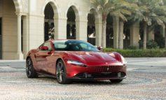 فيراري تكشف النقاب عن سيارتها الجديدة كلياً 'فيراري روما' الجديدة التي تُجسد أسلوب الحياة الإيطالي الفاخر