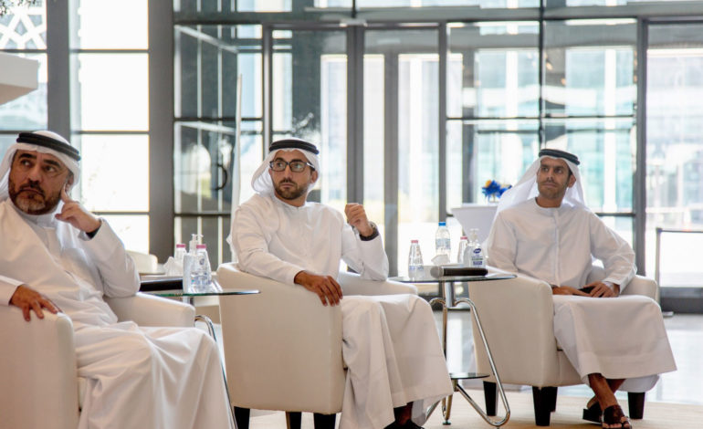مجمع الشارقة للابتكار يبحث آفاق الإستثمار في الإمارة