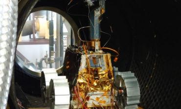 """مركز محمد بن راشد للفضاء يُعلن انتهاء اختبار الفراغ الحراري للمستكشف """"راشد"""""""