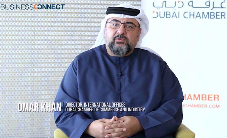 """غرفة دبي"""" تسلط الضوء على أهمية المنتدى العالمي الأفريقي للأعمال ودوره كمنصة لتعزيز التعافي الاقتصادي العالمي"""